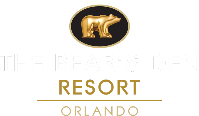 The Bear's Den Resort Orlando (logo)